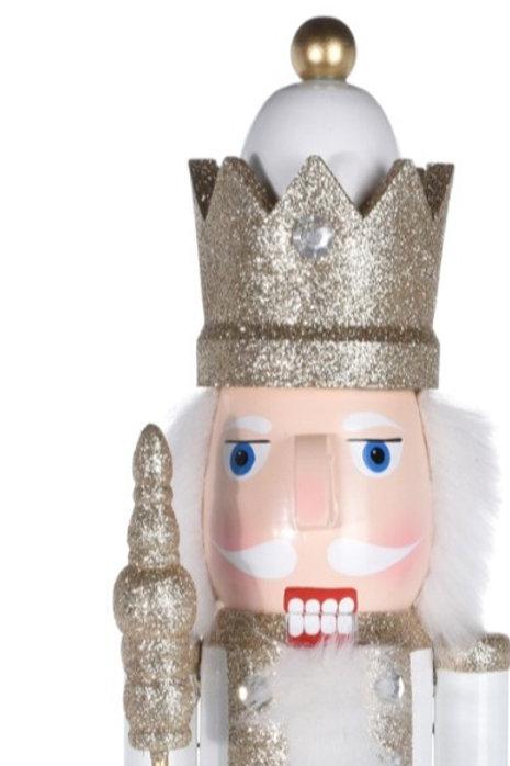 Schiaccianoci con corona