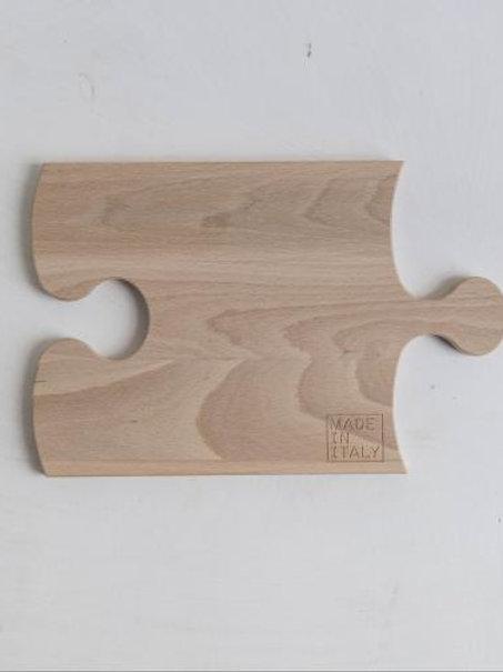 Tagliere a puzzle