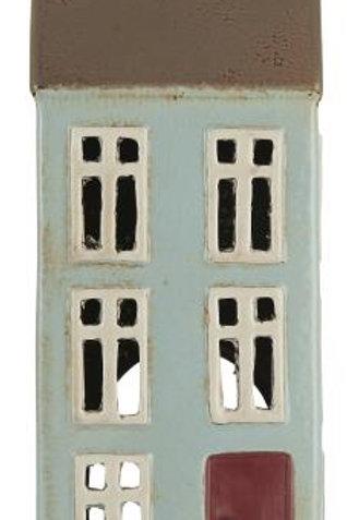 Casa porta candele Nyhavn tetto marrone 1 camino