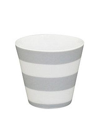 Bicchierino caffè STRIPE grigio