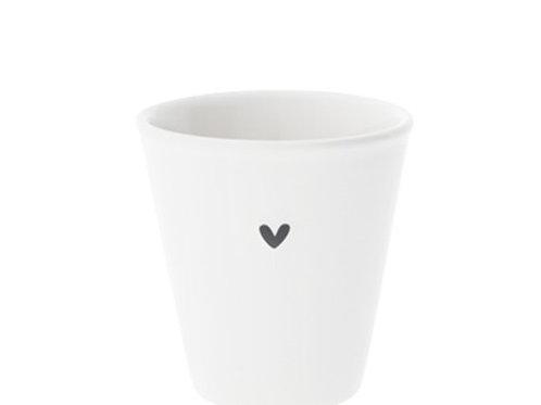 Bicchierino caffè cuoricino