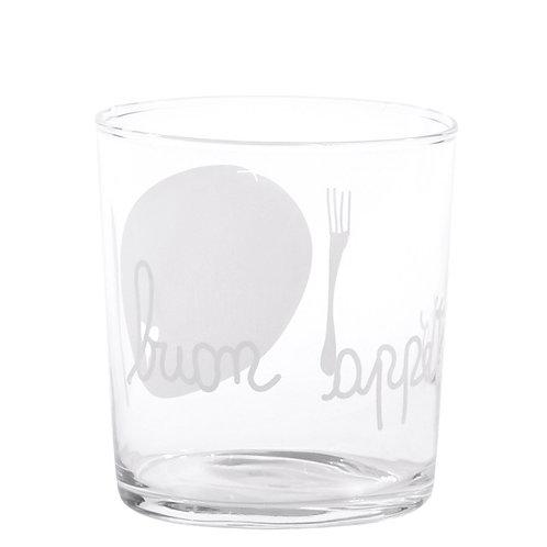 Bicchieri BUON APPETITO 6pz.
