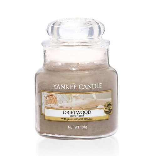 YANKEE CANDLE Giara Piccola DRIFT WOOD