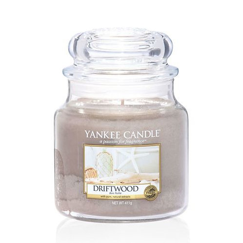 YANKEE CANDLE Giara Media DRIFT WOOD