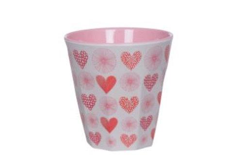 Bicchiere melamina Valentine