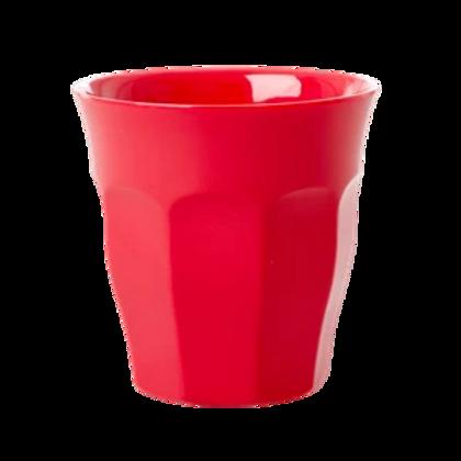 Bicchiere melamina Red Lipstick