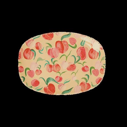 Vassoio piccolo melamina PEACH
