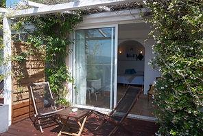 Chambre d'hôtes à Grimaud avec terrasse privée