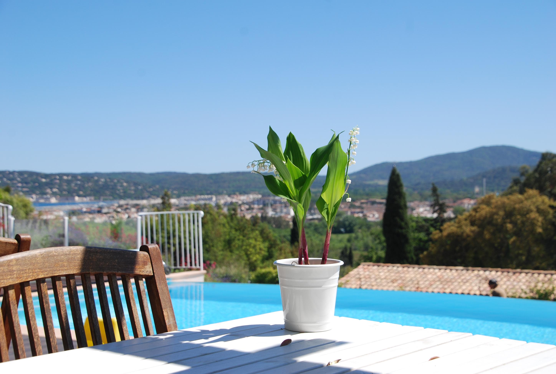 Terrasse bord de piscine Aloasis