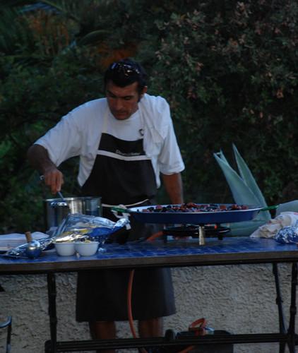 Table dhotes_paella_aloasis