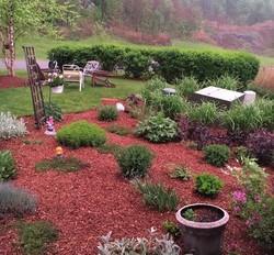 My My Townhome Garden Near Rhinebeck