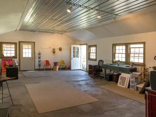 Hillsdale/Copake - Artist Studio & Vintage: Home Priced to Sell