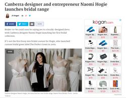 Naomi Peris Bridal Story