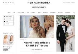 Her Canberra Naomi Peris Article