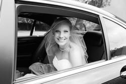 Beaded Lace Sweetheart Wedding Dress
