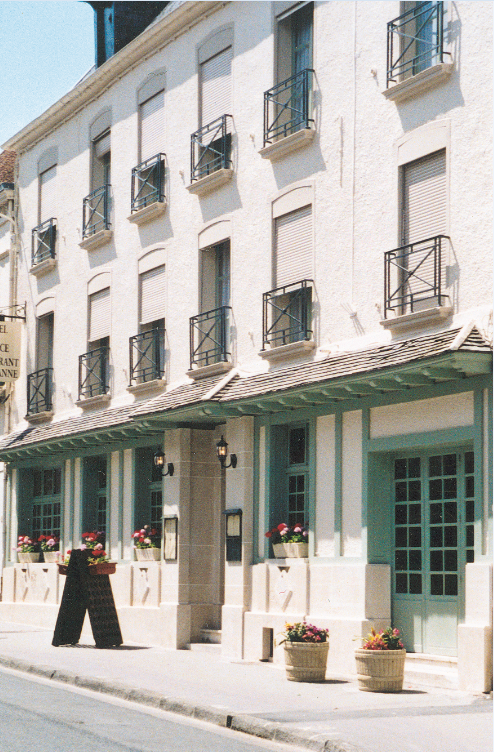 hotel sézanne