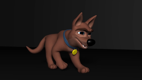 Animation using Cody rig