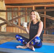 Pilates & tea in the beautiful _pignoule