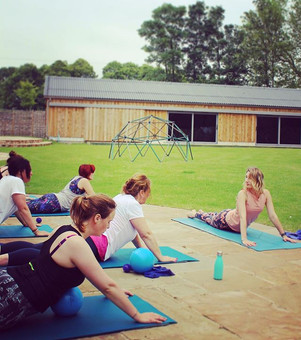 Loved our first Pilates Day Retreat at _
