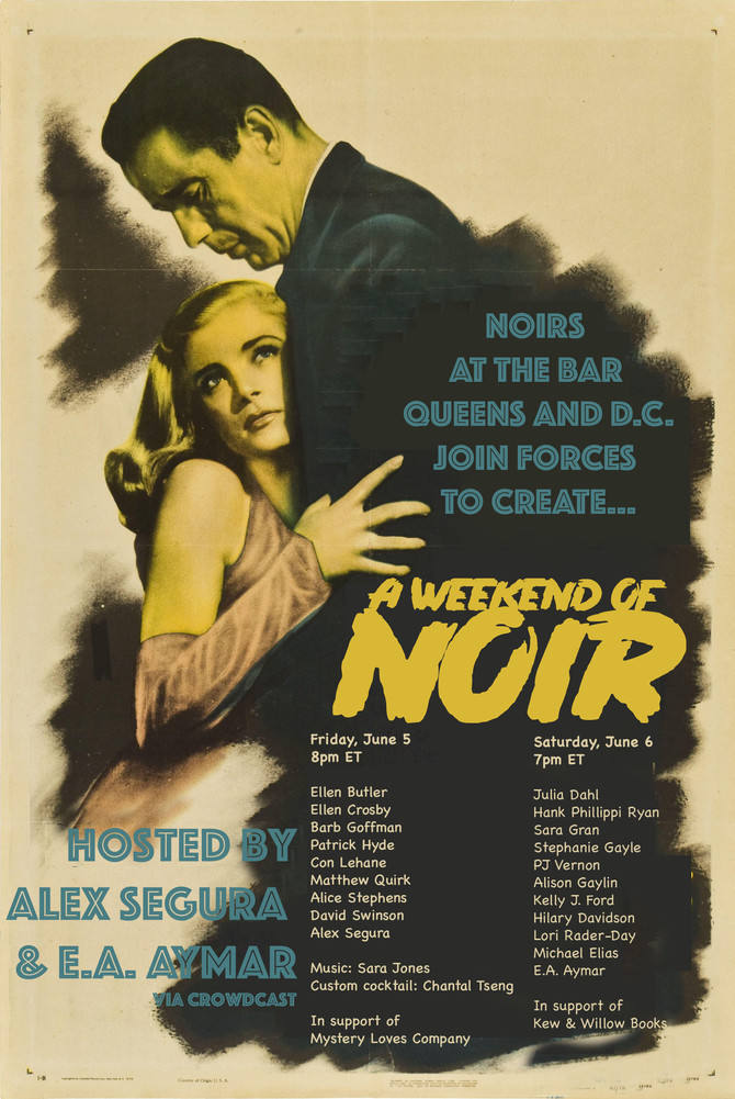 Noir at the Bar June 6