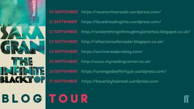 Blog Tour 2018!
