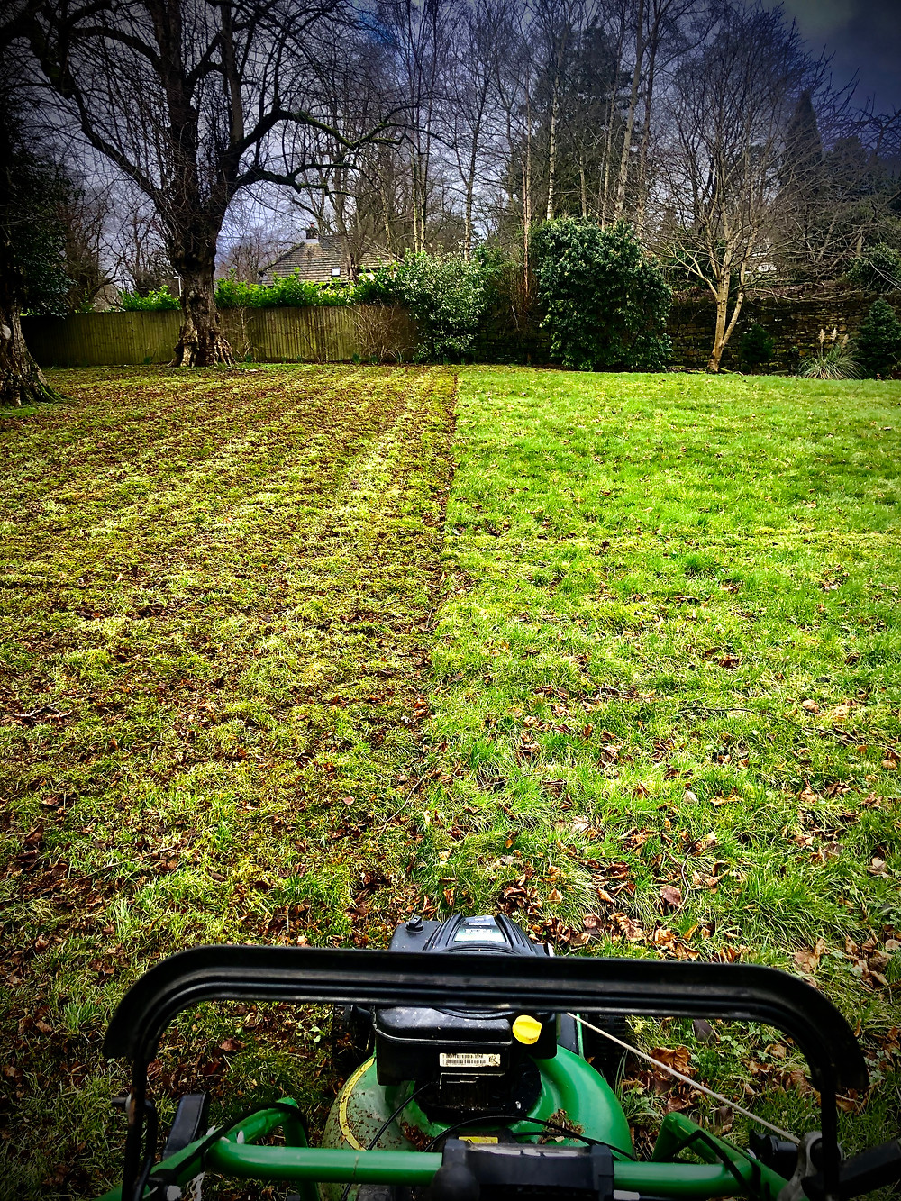 Gardener Burnley Nelson Colne