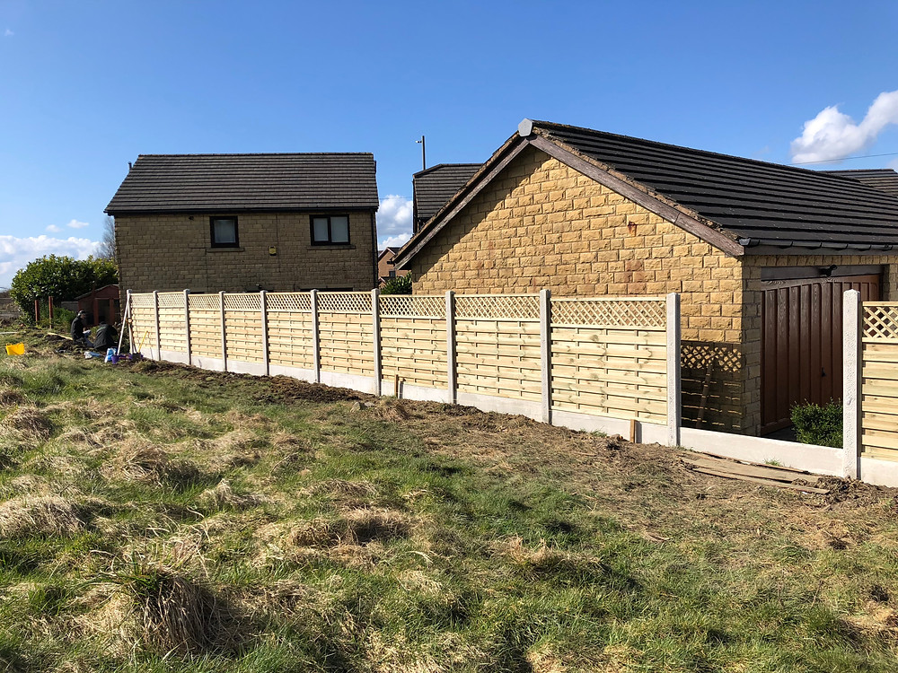 Fencing Burnley