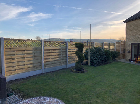 Fencing Solutions Burnley