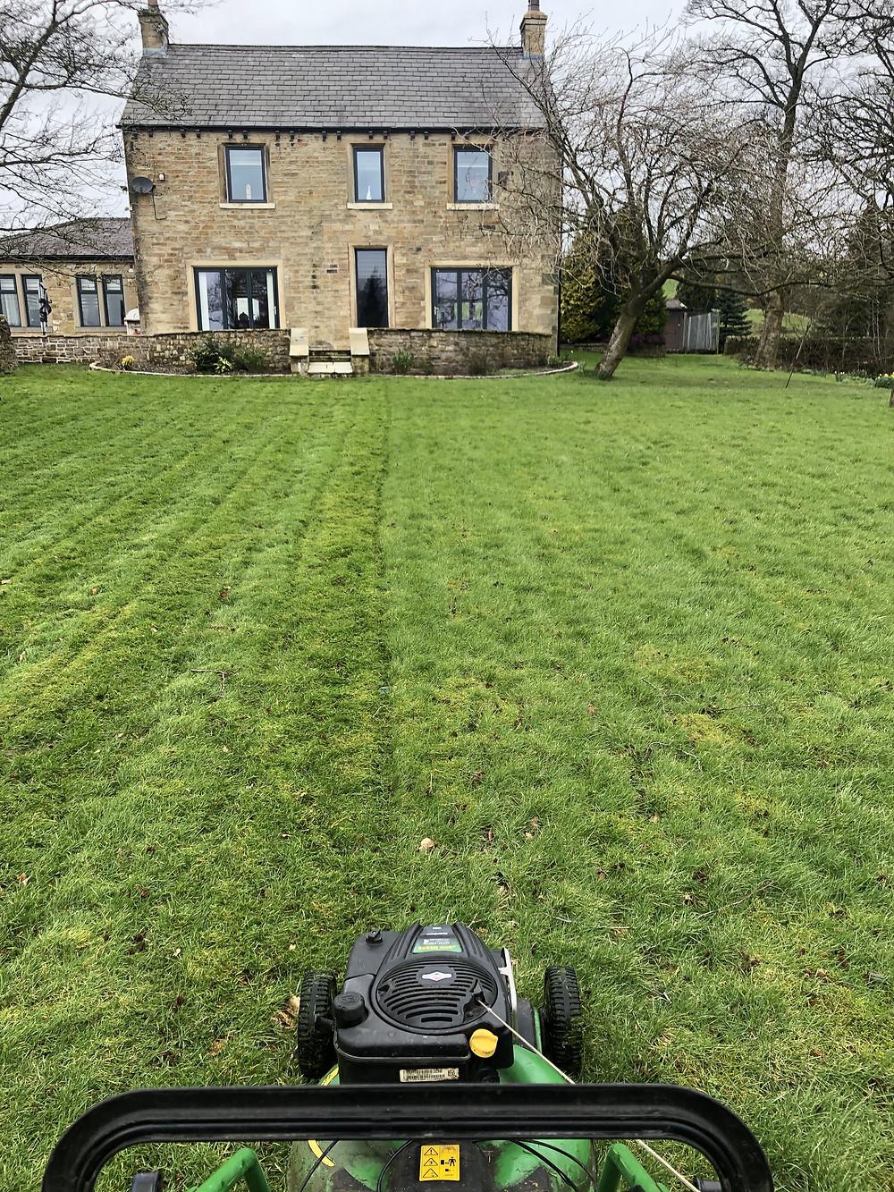 Grass Cutting Burnley