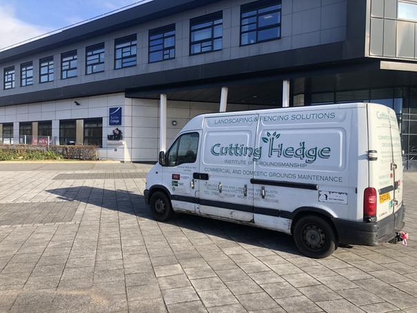 Commercial Grounds Maintenance Burnley