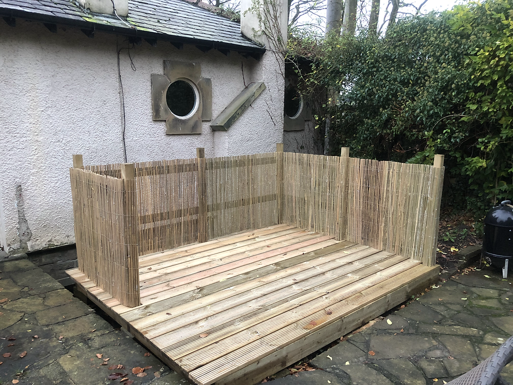 Fencing and Decking Burnley