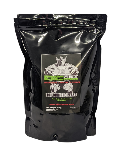 BTB Beast Grip Magnesium Carbonate Powder CHALK