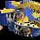 Thumbnail: BTB Figure 8 Lifting Straps