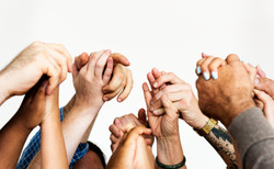 closeup-of-diverse-people-holding-hands.