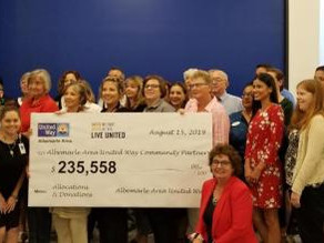 AAUW has a record breaking year