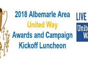 2018 Awards & Campaign Kickoff Luncheon
