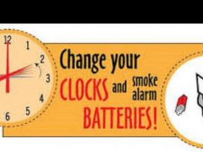 Red Cross says to test smoke alarms and turn clocks ahead for Daylight Savings Time
