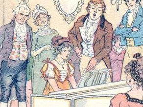 Music and the Austen Couple