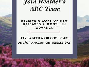 Join My ARC Team