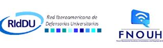 Participação no FNOUH no II Encuentro de la Red Iberoamericana de Defensorías Universitarias (RiDU)