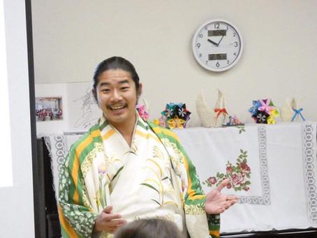田子西復興住宅「歴史を学ぶ」イベントを開催