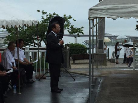 東日本大震災 石巻祈りの集い
