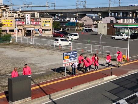 第3回おおさき古川秋祭りゴミ拾い活動