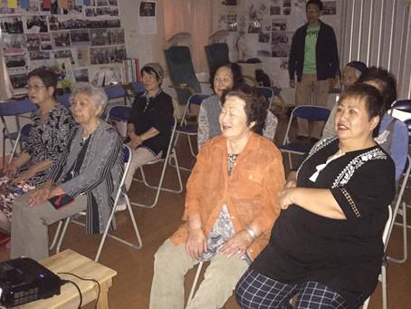 第30回懐かしの映画鑑賞会開催