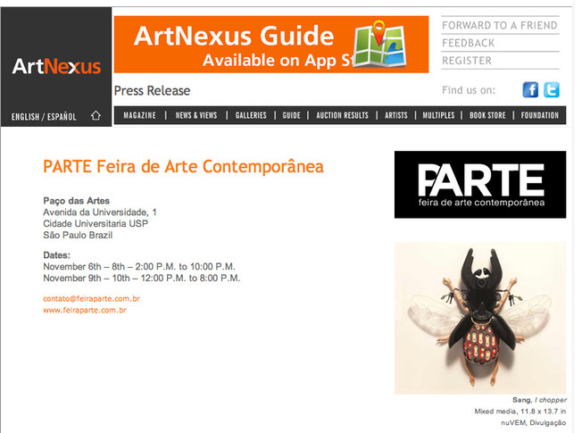 REVISTA ARTNEXUS / ARTNEXUS MAGAZINE
