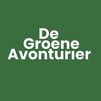 De Groene Avonturier - Logo - Klein - Vi