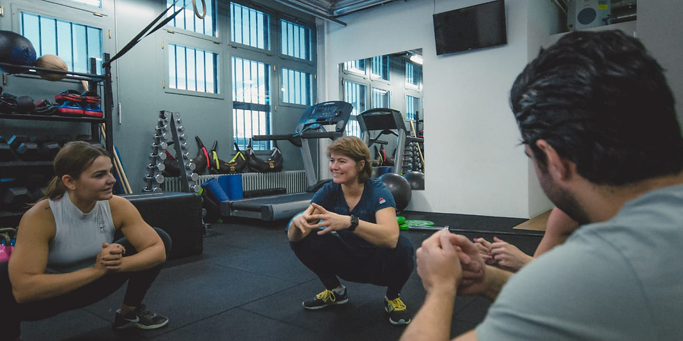 Discover a new perspective on movement: Introduction to brain-based training.