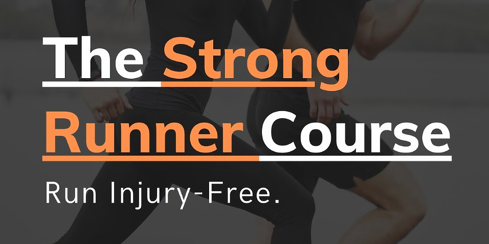 The Strong Runner Online Course