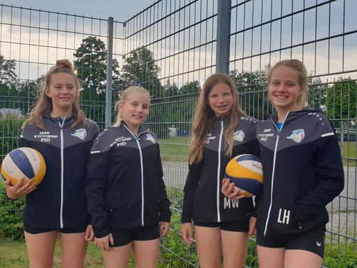 Erfolgreiches Wochenende für Lechrain Volleys