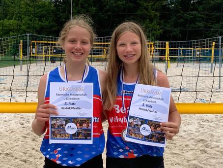 Platz 3 bei Bayerischer Meisterschaft